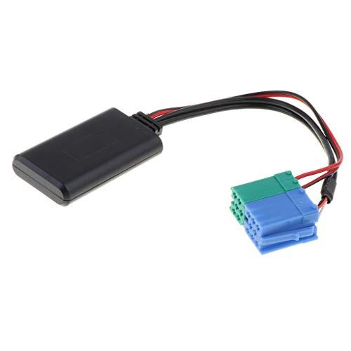 perfk AUX Kabel Adapter für Porsche, Wireless Car CD Stereo AUX Musik Interface für Porsche
