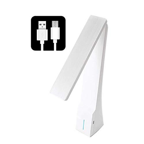 Protection des Yeux Apprentissage de la veilleuse 3 réglages de luminosité 3 Palette de Couleurs pour liseuses électriques Electricité connectée/Rechargeable (Couleur : A)
