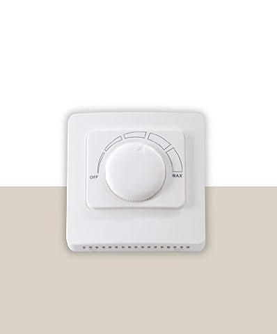 Film Chauffant Electrique - Thermostat Standard pour chauffage électrique par le