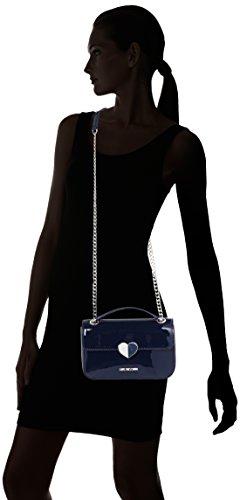 Love Moschino Love Moschino, Sacs portés épaule Bleu (Navy Blue)