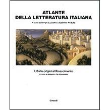 Atlante della letteratura italiana: 1