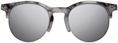 D. Franklin America, Gafas de Sol Unisex, Marmol, 50