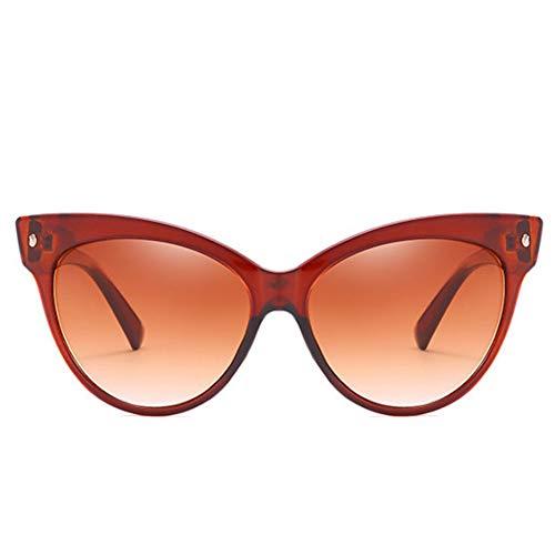 ZHENCHENYZ Cat Eye Damen Sonnenbrille Designer Retro SonnenbrilleKleine Damen Vintage Brillen Fahrerschutzbrillen -