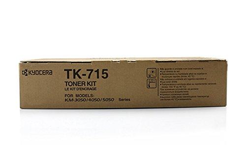 Kyocera KM 3050 (TK-715 / 1T02GR0EU0) - original - Toner schwarz -...