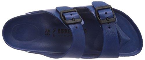 Birkenstock Arizona EVA, Sandali unisex - adulto Blu navy