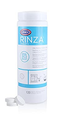 Urnex Rinza Milk Cleaning Tablets