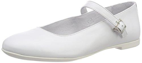 Richter Kinderschuhe Ely, Mädchen Geschlossene Ballerinas, Weiß (Panna 0400), 37 EU (4 UK)