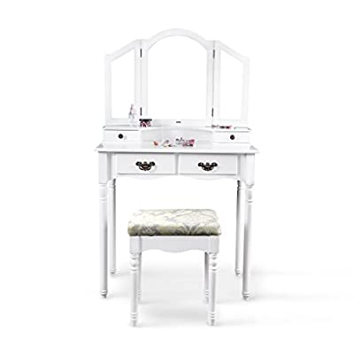 LANGRIA Vanity Makeup and Dressing Table produced by LANGRIA - quick delivery from UK.