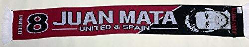 Juan Mata bufanda Manchester United