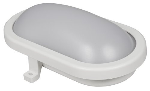 LED Feuchtraumleuchte McShine 960lm, 4000K, 12W, neutralweiß, IP65, 216x118x79mm