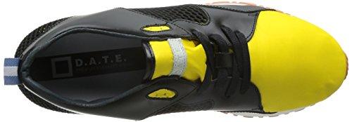 D.a.t.e. MARS Sneakers Uomo Giallo