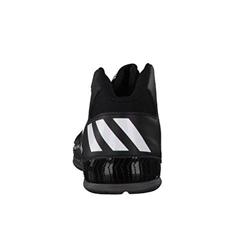 adidas Nxt Lvl Spd V K, Scarpe da Basket Unisex – Bambini Nero (Negbas/Ftwbla/Grpudg)