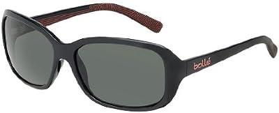 Bollé Molly - Gafas de sol bollé molly, tamaño Unica, color shiny black/coral