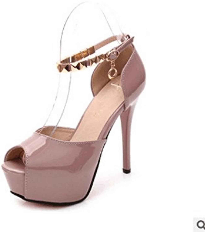 BAJIAN-LI Alta heelsdonna sandali,donna estate Boho Flat sandali sandali sandali tacco basso Flip Flop sandali scarpe da spiaggia... | Di Rango Primo Tra Prodotti Simili  8e25d3