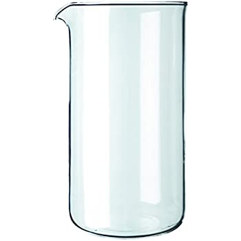 Bodum Spare Beaker/Glass with Spout for Coffee Makers Transparent