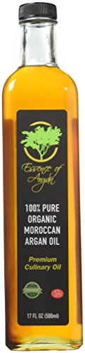 Aceite de argán para cocinar - 500ml orgánico y natural (17oz)