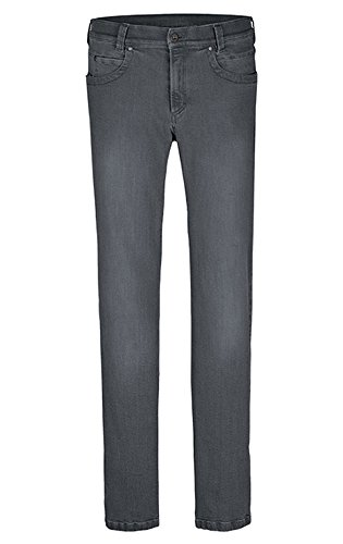 GREIFF - Jeans - Homme Grey Denim