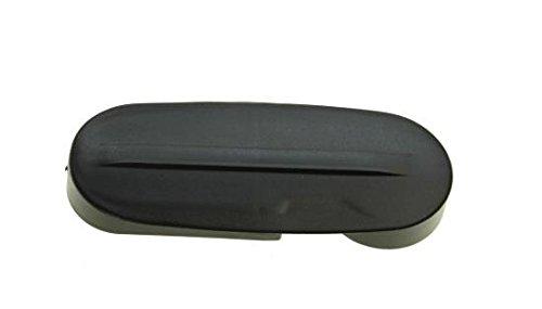 Roller Schwingenabdeckung Schwingenlager Schutz grau für Vespa PX80-200, PE, Lusso, Cosa LML Star Deluxe Via Toscana uvm. -