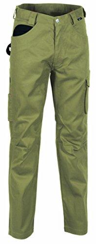 Cofra pantalon walklander 290 g/m² eN 340 40–00 v014 standard, 40-00V01405-50 kaki