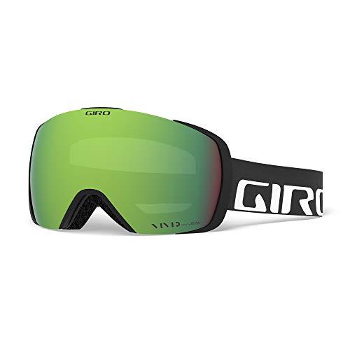 Giro Herren Contact Skibrille, Black Wordmark, L