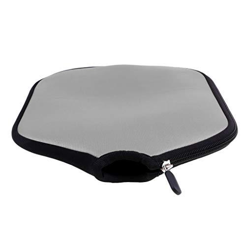 Baoblaze Neopren Tragetasche Aufbewahrungstasche Schlägertasche Schlägerhülle für Pickleball Paddel Racket bag - A21