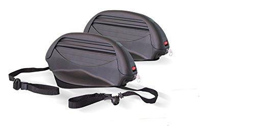 M-WAY Portasci Magnetico da Tetto Tigershark Portaggio Cura Automobile Accessori