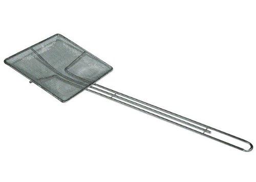 Winco SCF-6S Square Mesh Skimmer, 6.75-Inch by Winco Square Mesh Skimmer