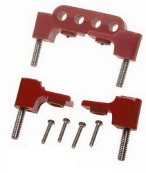 Taylor 42721 Wire Separator Mntg Kit Horizontal 4pcs