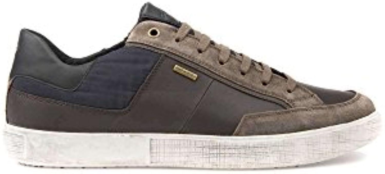 Geox U741UB 022FU Zapatos Hombre Marròn 40 -