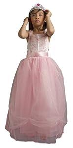 Caritan 59724 - Disfraz de princesa para niña (8 - 10 años)