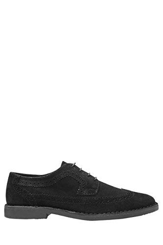 next Chaussures Derby En Daim Standard Homme Noir