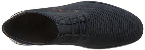 Rieker – Damenschuh – Form Cornelia - Farbe schwarz Marineblau