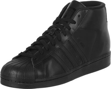 adidas Pro Model, Chaussures Montantes Homme core black/core black/core black