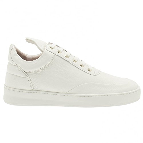 Filling Pieces Men s Trainers White White White Size  9 5f1f73d67b2
