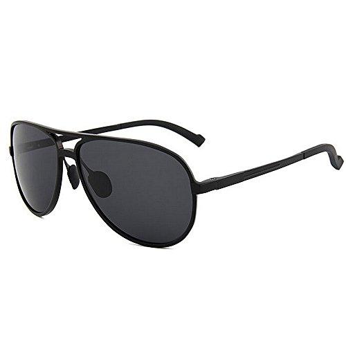 Xiuxiushop Aviator Sonnenbrillen für Herren Polarized , UV 400 in Schutzfarben (Color : Green)