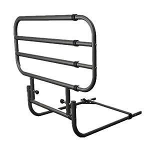 WLIXZ Bettgitter für ältere Erwachsene, verstellbare Länge, Sicherheits-Bettgitter für Senioren, Handicap Bed Assist Rail
