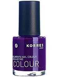 Korres Nagellack 27 purple