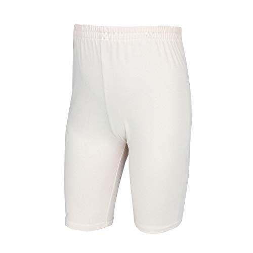TupTam Mädchen Leggings Kurz Radlerhose, Farbe: Nude, Größe: 116