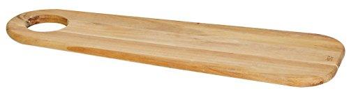 Jamie Oliver Planche de service en bois d'acacia, marron, XL
