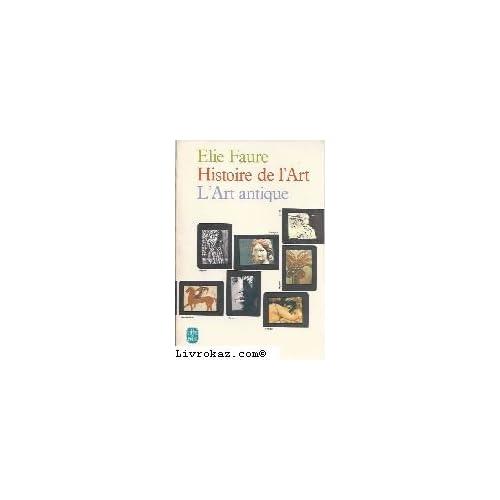Histoire de l'art antique