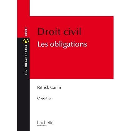 Droit civil - Les obligations
