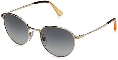 Persol Herren 0Po2445S 107671 52 Sonnenbrille, Gold Grey