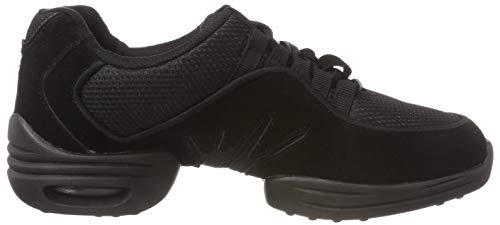 RUMPF Scooter Sneaker geteilte Sohle schwarz - 6