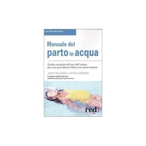 Manuale Del Parto In Acqua