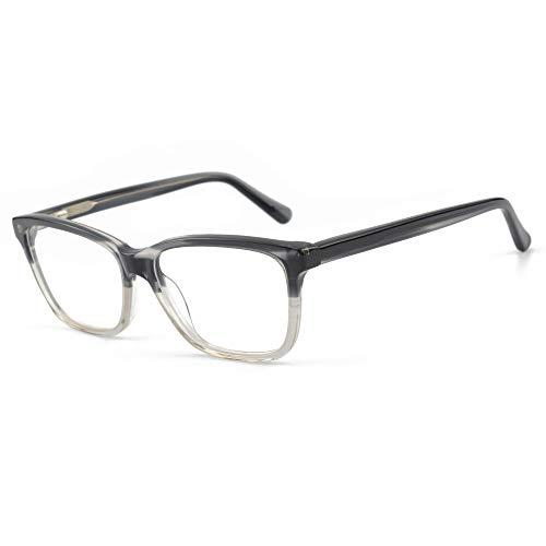 Blaulichtfilter Brille Gaming und Computer Schutzbrille Blendschutz Anti-Augenmüdigkeit Anti-UV-Brillen für Smartphone Bildschirme, Computer oder Fernseher