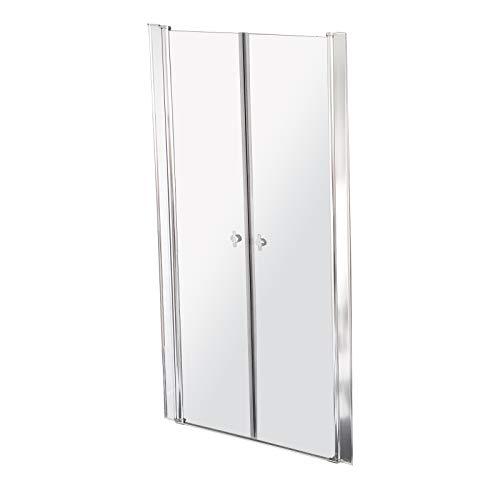 Home Deluxe - Duschabtrennung - Duschtür - Lavea Klarglas - Maße: 75 x 195 cm - 6 mm nan