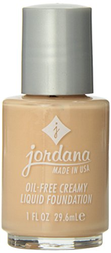 JORDANA Liquid Foundation - Sand