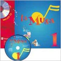 La Musa 1. Llibre De L'alumne. Musica. Primer Curs - 9788431660567