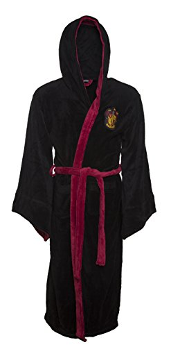 Gryffindor Harry Potter Fleece Bademantel