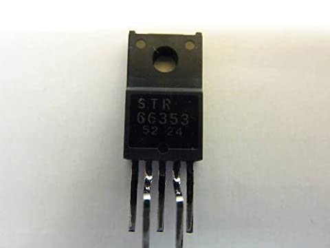 strg6353g6353Sanken IC de commutation Panasonic dmr-e85h dmr-e95hs dmre95dmr-e95h
